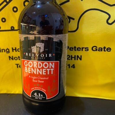 Gordon Bennett Best Bitter