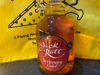 Jack Ratt Scrumpy  Cider