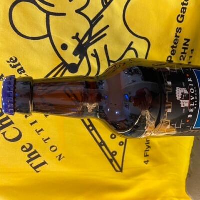 Blue Brew Stilton Beer