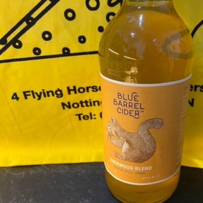 Blue Barrel Cider Sherwood Blend ( Medium Still Cider)
