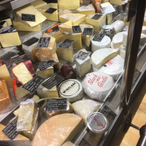 The Cheese shop Nottingham ltd