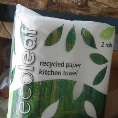 Ecoleaf Kitchen Roll