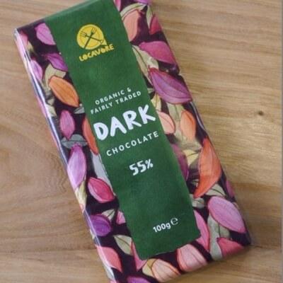 Chocolate, Dark - Organic, Fairly Traded