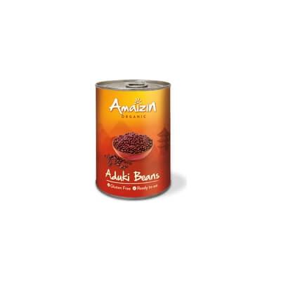 Organic Canned Aduki Beans