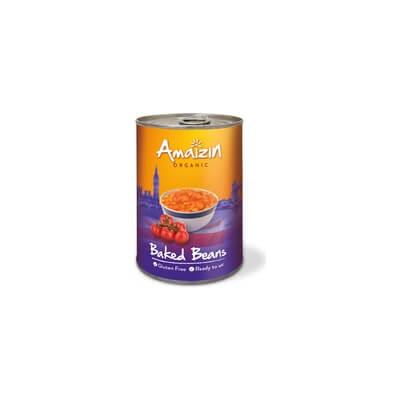 Organic  Amazin Baked Beans