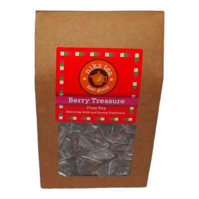 Berry Treasure Tea Bags