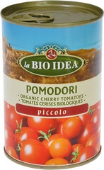 Organic Canned Cherry Tomatoes