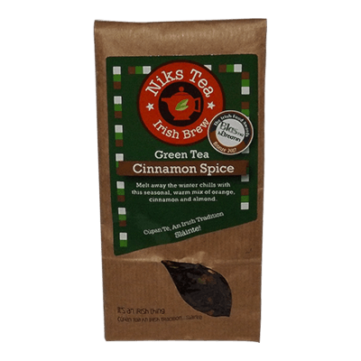 Cinnamon Spice Green Tea