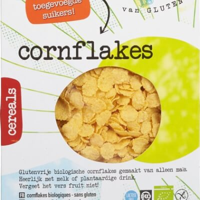 Organic Gluten Free  Cornflakes