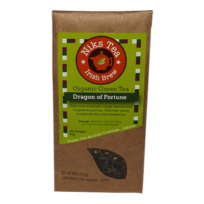 Organic Dragon Of Fortune Green Tea