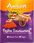 Organic Fajita Seasoning 27G  (Vegan & Gluten Free)