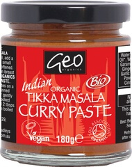 Organic Indian Tikka Masala
