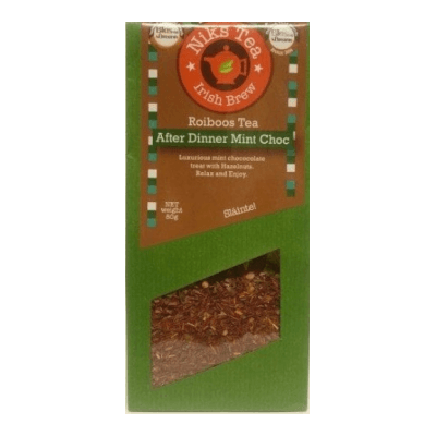 Rooibos Mint  Chocolate 80G