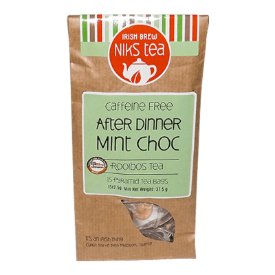After Dinner Mint Chocolate Tea Bags