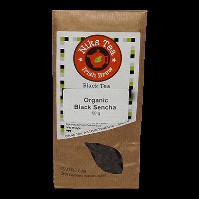 Organic Black Sencha