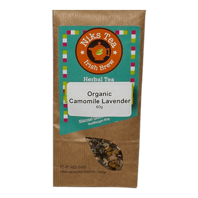 Organic Chamomile Lavender Herbal Tea