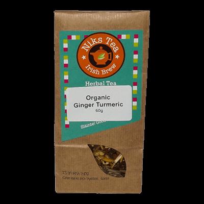 Organic Ginger & Turmeric Tea