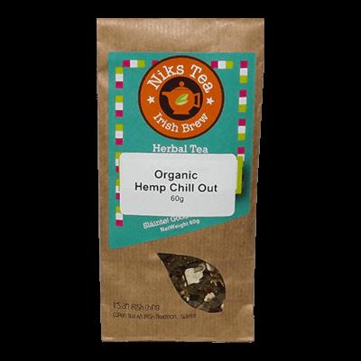 Organic Hemp Chill Out Herbal Tea