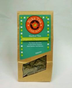 Organic Peppermint Tea Bags