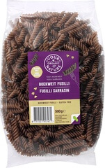 Organic Gluten Free Buckwheat Fusilli