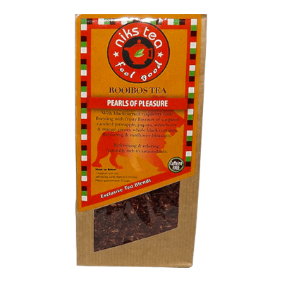 Pearls Of Pleasure Rooibos Tea