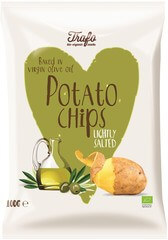 Organic Potato Chips Baked In Virgin Olive Oil