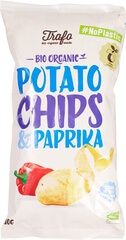 Organic Paprika Potato Chips