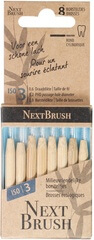 Bamboo Floss Brushes X8 (Size:3)