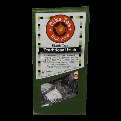 Traditional Irish Black Tea Bags