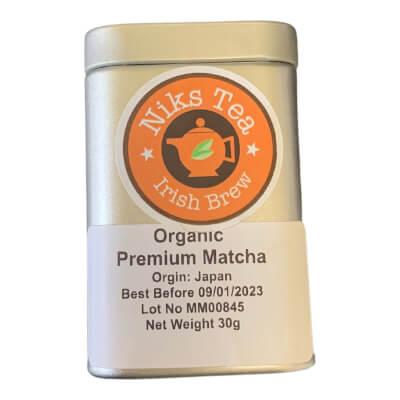 Organic Premium Matcha