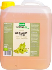 Organic White Wine Vinegar 5Kg (2 Week Pre-Order)