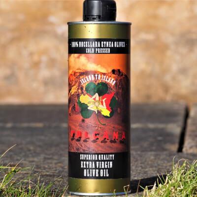 Sicilian E.V.O. Oil  Vulcana