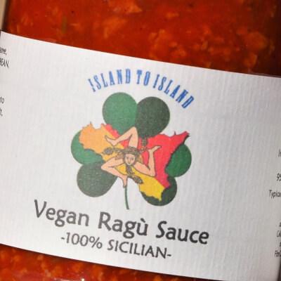 Vegan Ragù Sauce