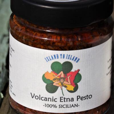 Volcanic Etna Pesto