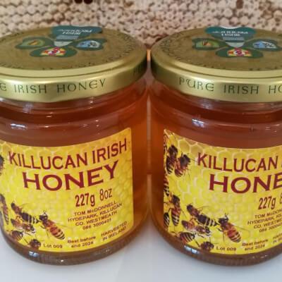 Honey Summer Blossom 8 Ounces