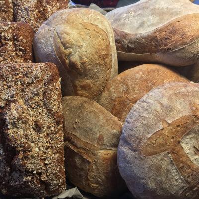 Low-Carb Grain-Free Bread