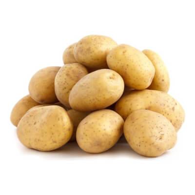 2Kg Of White Potatoes