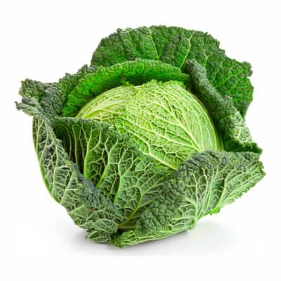 English Savoy Cabbage