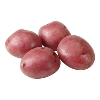 2Kg Red Washed Potatoes