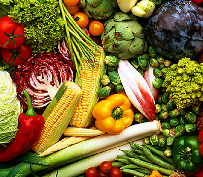 A Luxury Vegetable Box