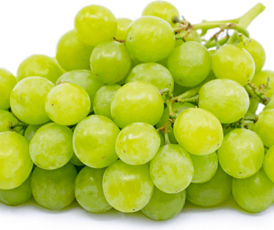 500G Of Green Seedless Grapes