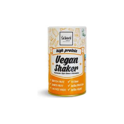The Skinny Food Co - High Protein Vegan Cheese Shaker - 60G
