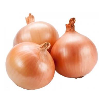 One Kilogram Of Brown Onions