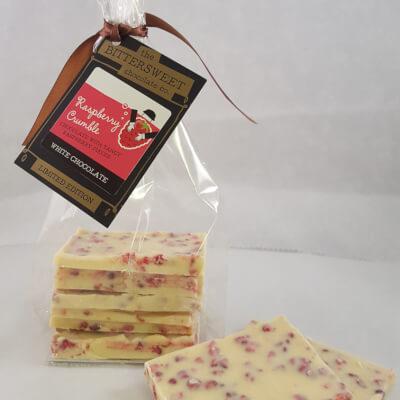 Raspberry Crumble Squares