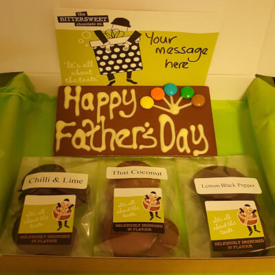 Fathers Day Thingymejig Taster Pack - The Zesty One